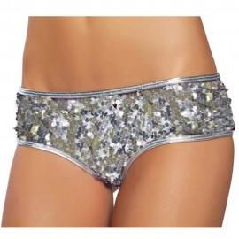 Sparkling Sequin Short Panty