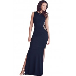 Elegant Slim Michelle Keegan Maxi Dress