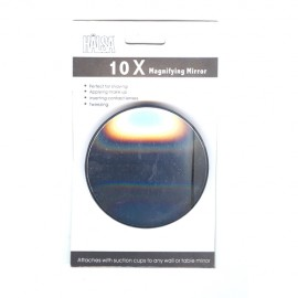 10X Magnification Make Up Mirror