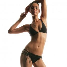 Pool Side Bikini Set Black