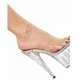 Star Rhinestone Ankle Bracelet