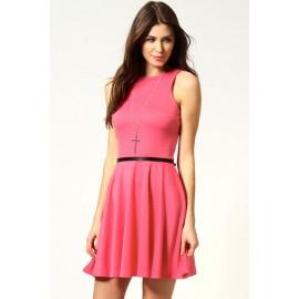 Strappy Back Fashion Dress