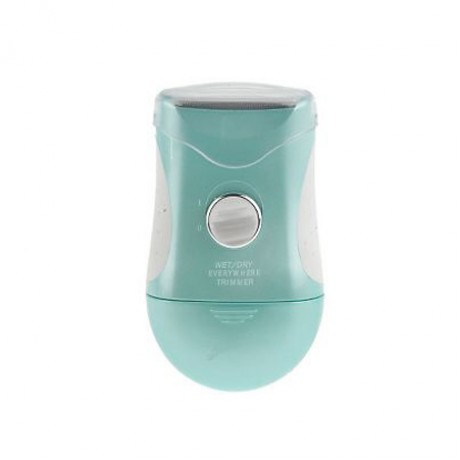 Total Body Wet and Dry Hair Trimmer With Mirror