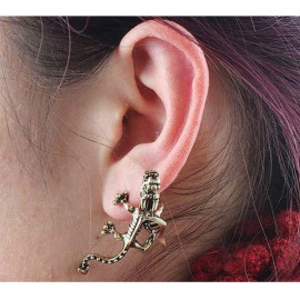 Vintage Wing Dragon Earring